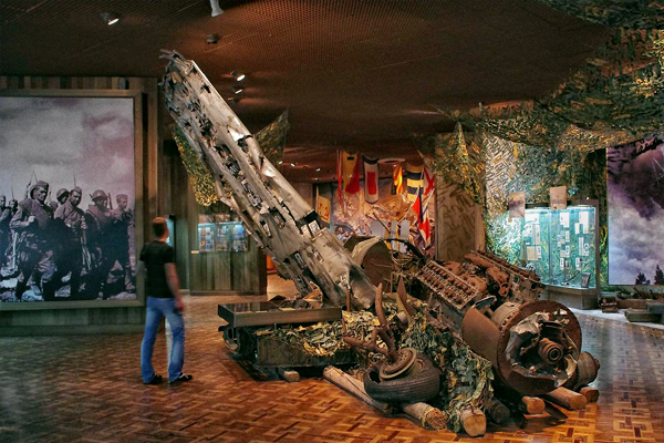 Museum of World War II in Kiev