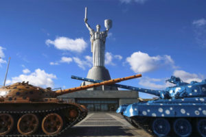 Military Tours in Kiev by Guide me UA