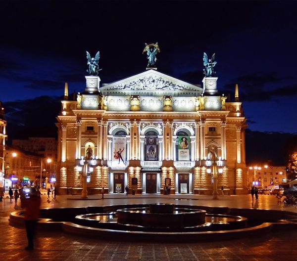 7 Days Tour to Kiev and Lviv