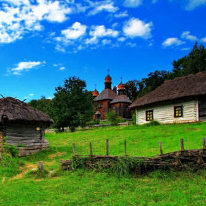 Village Tour to Pirohiv in Ukraine