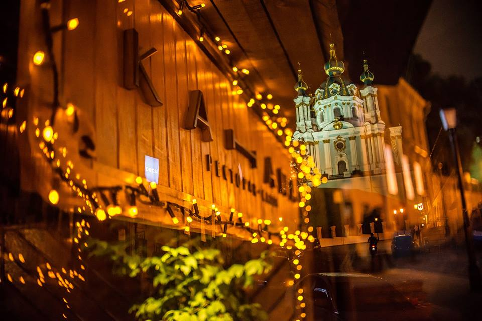 Kiev restaurants, cafes, all interesting places in Kiev during Gastro Tour with Guide me UA