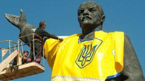 The biggest statue of Lenin