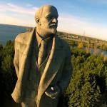 Lenin in Kiev