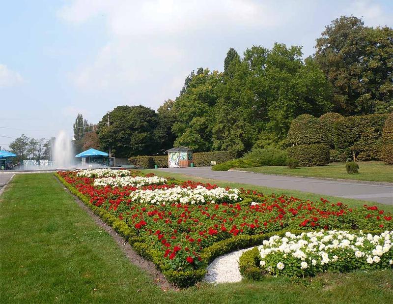 Kiev Botanical Garden - Guide me UA tours