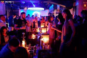 Booming nightlife in Kiev