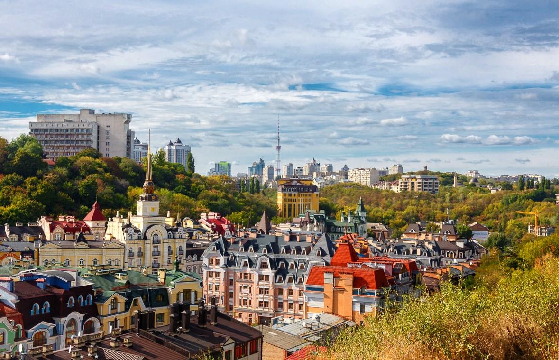 Daytime in Kiev