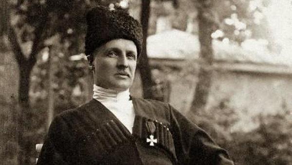 Pavlo Skoropadsky - hetman of Ukraine