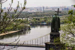 Tours in Kiev - The history of Prince Vladimir of Kiev
