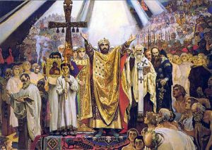 Secrets of Prince Vladimir of Kiev