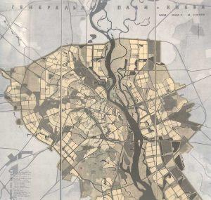 Kiev site plan