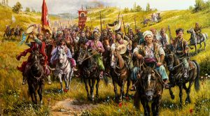 Cossacks are heroes of Ukraine