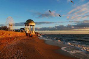 Summer vacation in Ukraine - resorts