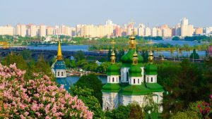 Kiev in Spring
