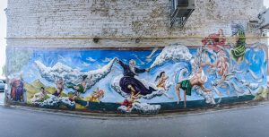 Kyiv Ukraine Guided City Tours