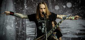 Concert of Children Of Bodom in Kiev