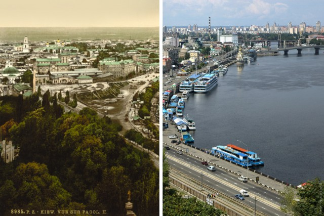 Podol or Podil of Kiev