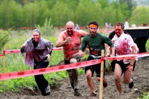 Running marathons in Kiev