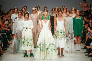 Ukrainian fashion in Kiev