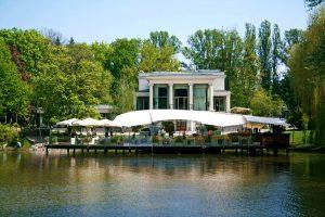 Praha restaurant in Kiev