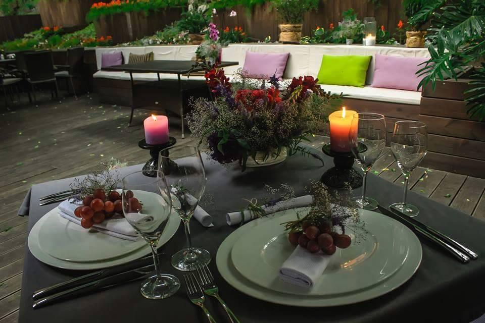 San Paolo restaurant Kiev