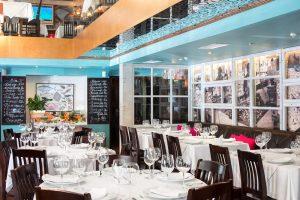 Fish restaurant Kiev
