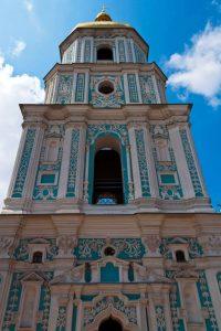 Bell Tower in Kiev