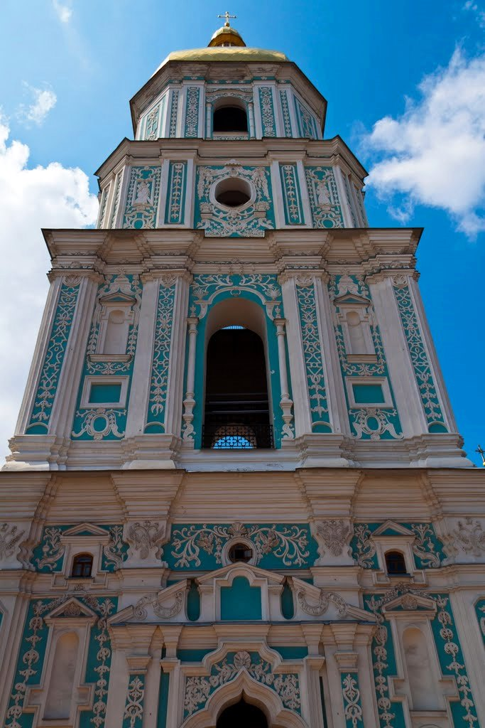 Bell Tower in Kiev