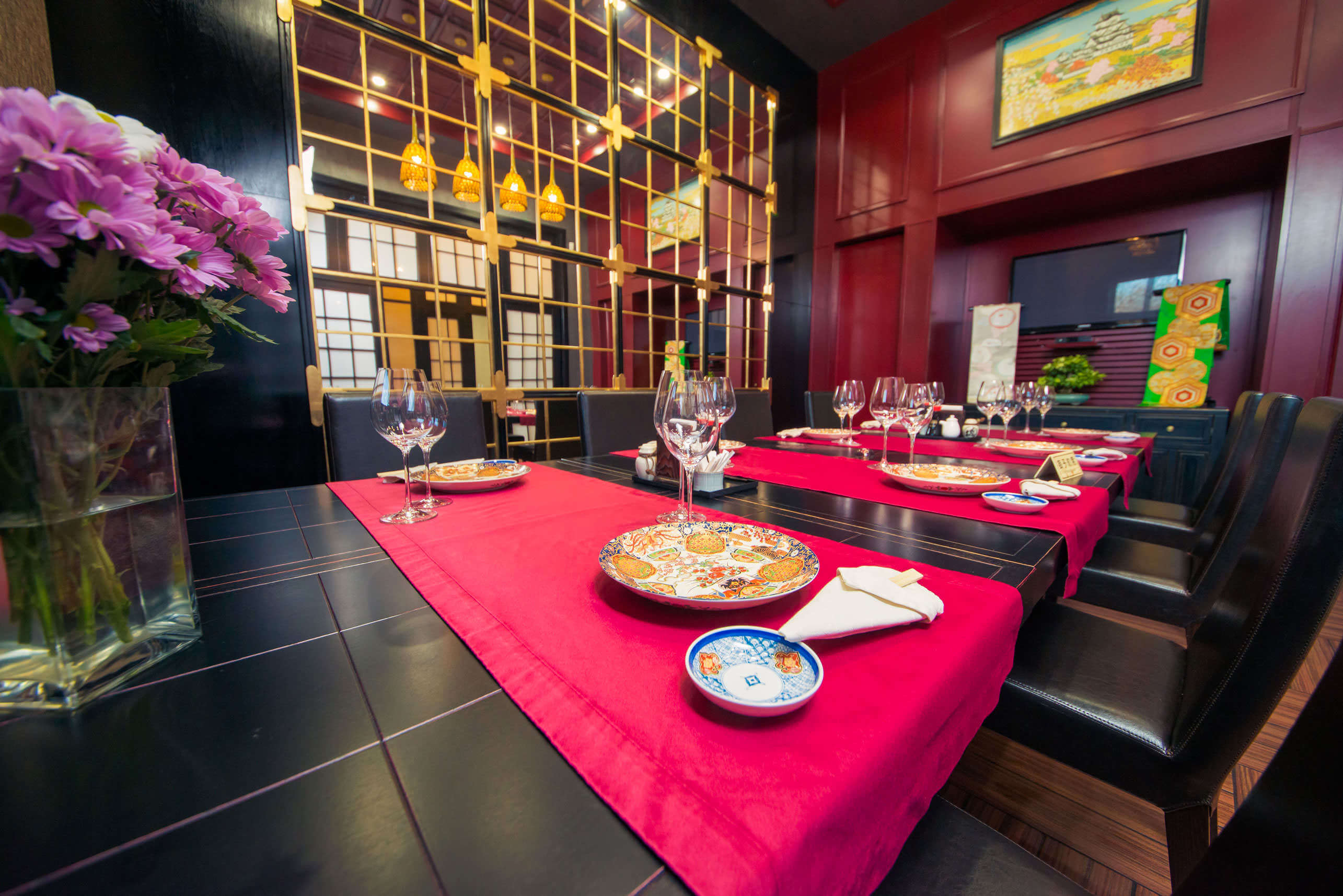 Japanese cuisine in Kiev