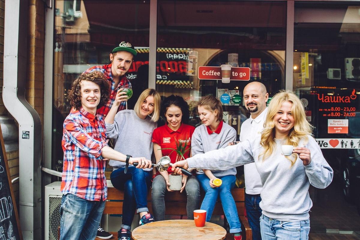 Coffeeshop in kiev
