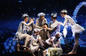 Live performances in Kiev