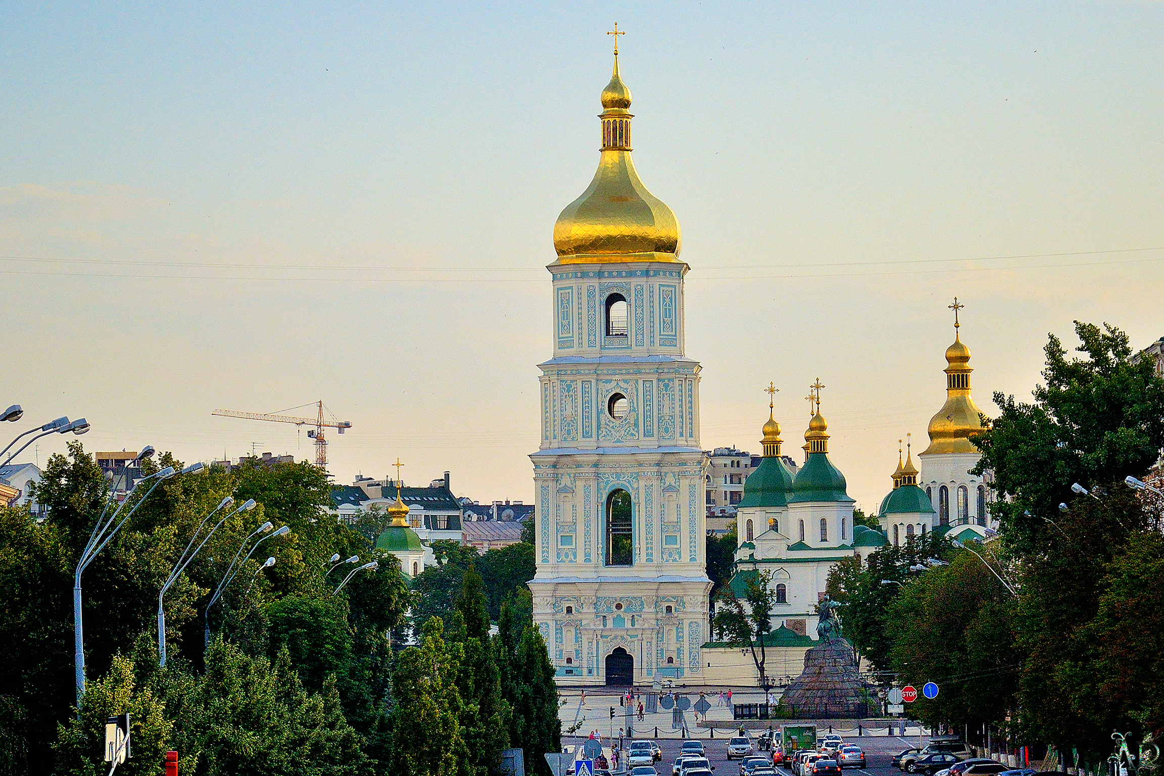 Saint Sophia in Kiev