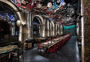 BAO restaurant Kiev