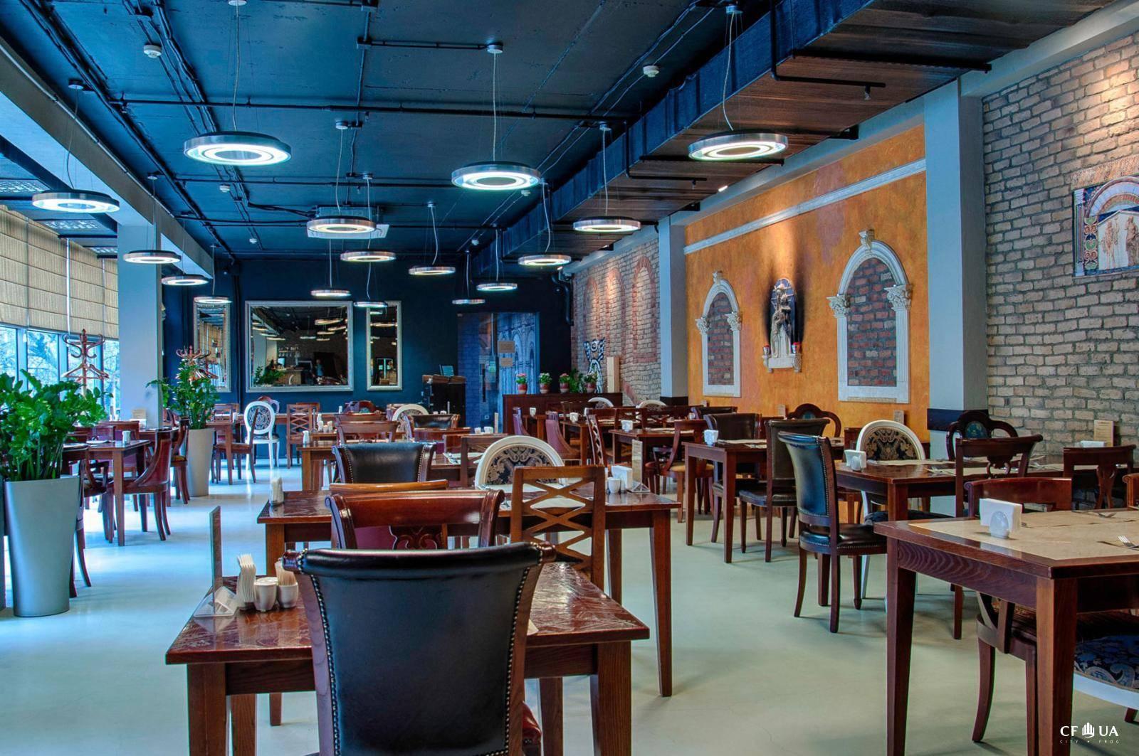 Napule Pizzeria in Kiev