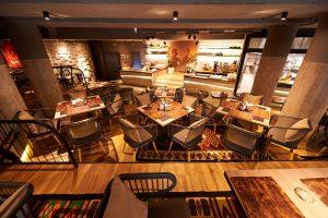 Ostannya Barykada restaurante Kiev
