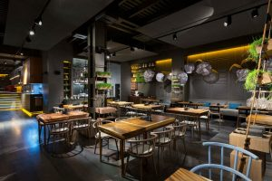 Porto restaurant Kiev