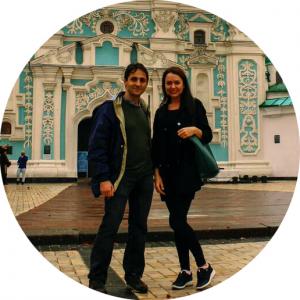 Tour guide in Kiev reviews