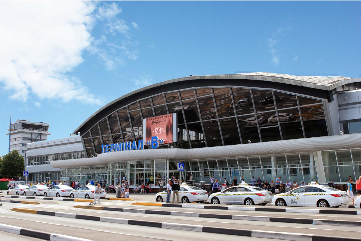 Airport transfer in Kiev