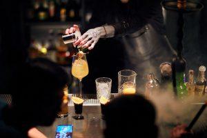Restaurants and best nightclubs of Ukrainian capital