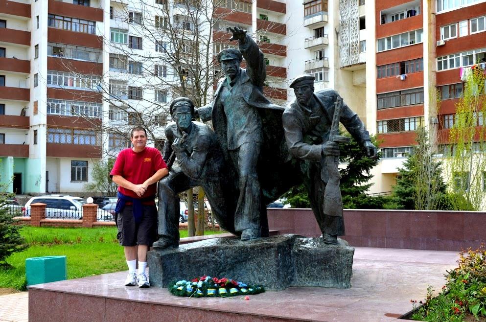 Soviet Monuments in Ukraine