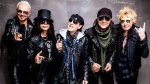Scorpions Concert in Kiev, Ukraine