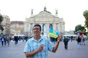 Vacations in Ukraine