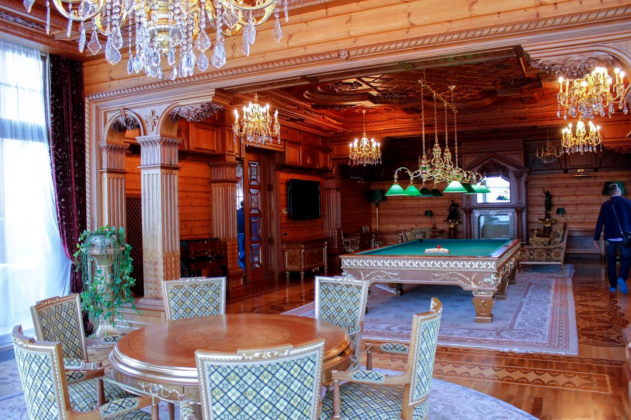 Viktor Yanukovych residence