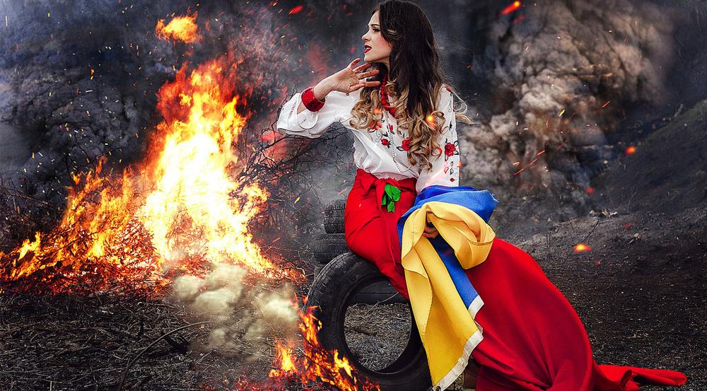 Women 465 Ukrain