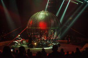 Circus in Kiev