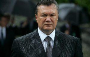 Yanukovich, president of Ukraine