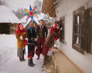 New Year hollidays in Ukraine
