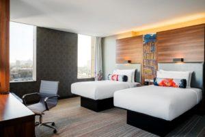 Kiev City Center hotel Aloft