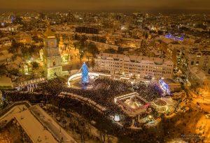 St. Sophia Cathedral in Kiev