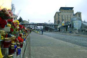 Revolution in Kiev