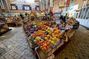 Bessarabsky market in Kiev